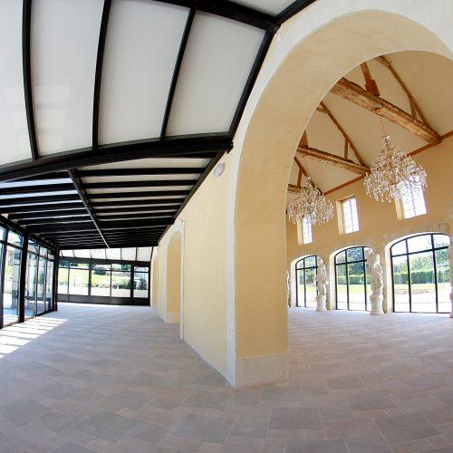 Location Salle Normandie Manoir Carabillon