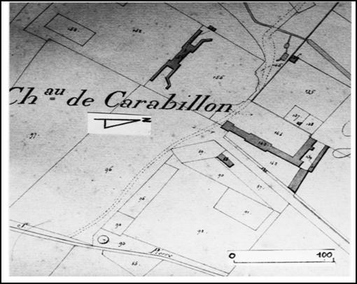Location Salle Mariage Normandie Carabillon Cadastre