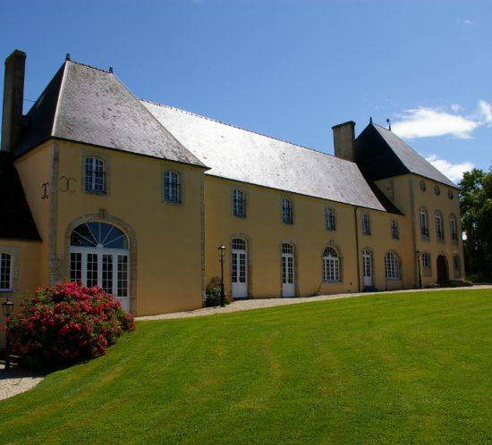 Location Salle Normandie Manoir Carabillon Jardin