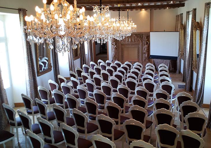 Location Salle Normandie Manoir Carabillon Seminaire