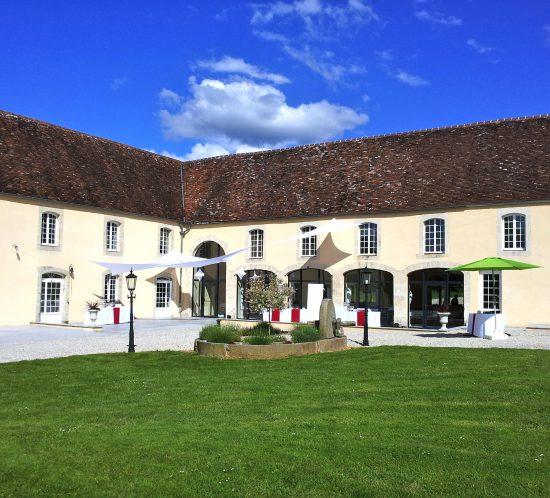 Location Salle Normandie Manoir Carabillon Terrasse