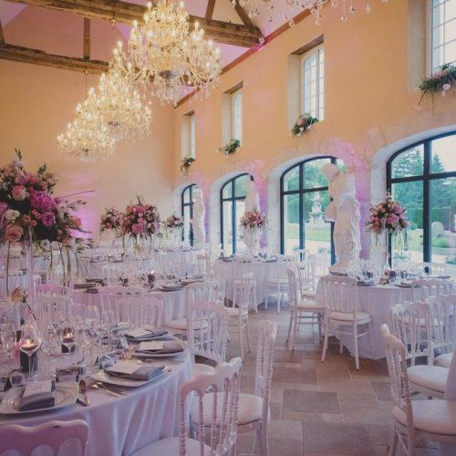 Salle 4 saisons mariage